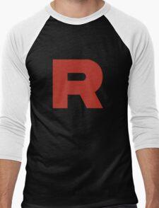 Team Rocket Shirt Men's Baseball ¾ T-Shirt