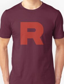 Team Rocket Shirt Unisex T-Shirt