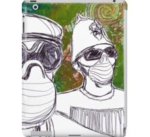 Two Brothers Go Shopping iPad Case/Skin