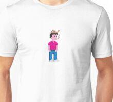 CHAV smoking - 8bit Unisex T-Shirt