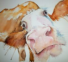 Nosey Cow! by Sue Green