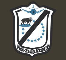 VMF-214 Emblem by warbirdwear