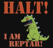 Halt! I am Reptar! by kayllisti