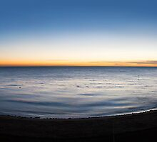 Broadstairs - Viking Bay at dawn by Simon West