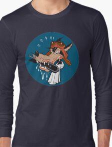 VB-2 Bombing Squadron Two Emblem Long Sleeve T-Shirt