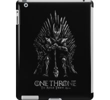Sauron Lord Of The ring iPad Case/Skin