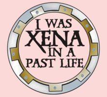 Xena Reincarnate  by kayllisti