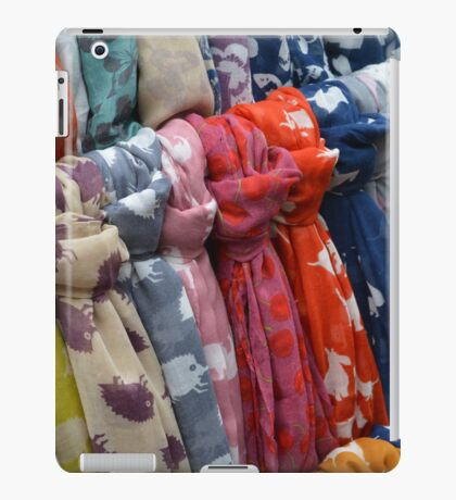 Scarfs  iPad Case/Skin