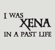 Past Life Xena by kayllisti