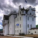 Blair Castle by Tom Gomez