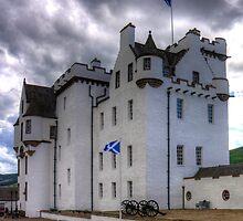 Blair Castle by Tom Gomez