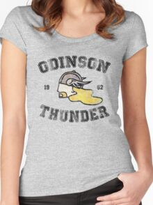 Odinson Thunder Women's Fitted Scoop T-Shirt