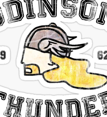 Odinson Thunder Sticker