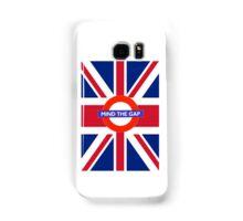 Mind the cover GB version Samsung Galaxy Case/Skin