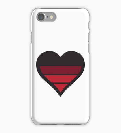 Heart Charging iPhone Case/Skin