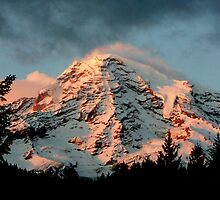 Mt. Rainer by jonna-esplana