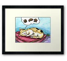 Cookie Dreams Framed Print