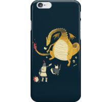 ye hath to catcheth them all iPhone Case/Skin