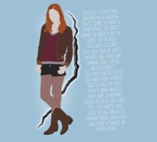 Amy Pond Quote T-Shirt