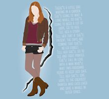 Amy Pond Quote Unisex T-Shirt