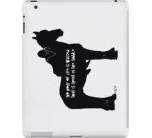 Loving Life iPad Case/Skin