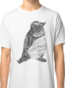 Tribal Penguin Classic T-Shirt