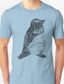 Tribal Penguin Unisex T-Shirt