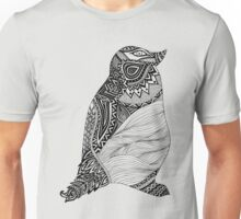 Tribal Penguin Unisex T-Shirt