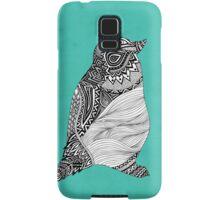 Tribal Penguin Samsung Galaxy Case/Skin