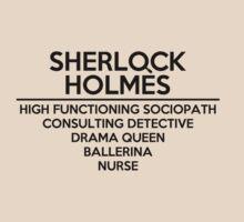 Sherlock Holmes by SallySparrowFTW