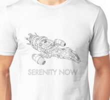 Serenity Now Unisex T-Shirt