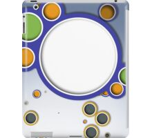 Bright Color Circles iPad Case/Skin