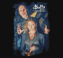 Buffy & The Master Shirt by famedazed