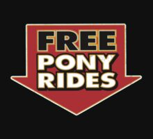 Free Pony Rides by staytrill