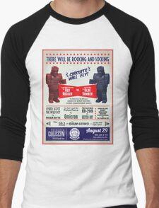 Fighting Robots Men's Baseball ¾ T-Shirt