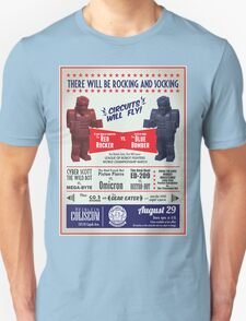 Fighting Robots T-Shirt