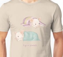 Pigs in Blankets Unisex T-Shirt