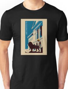 Art institute Chicago retro Unisex T-Shirt