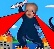 JackZilla Baby's gone Crazy by YousifD