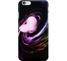 Heart filled galaxy iPhone Case/Skin