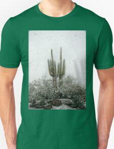 Arizona Snowstorm Unisex T-Shirt