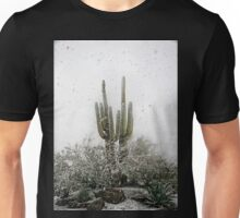 Arizona Snowstorm Unisex T-Shirt