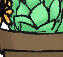 Lil Cactus Sticker