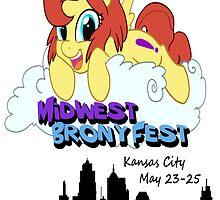 Midwest Bronyfest KC 2014 Skyline by cmcgroupllc