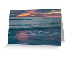 Florida Sunset II Greeting Card
