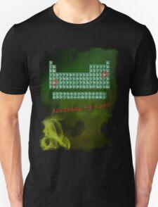 Remember Walter W Unisex T-Shirt