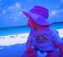 """Aruba Beach Baby"" by Carter L. Shepard by echoesofheaven"