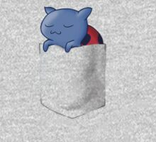 Catbug Pocket by Chaddersatz