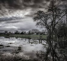 Localised Flooding by Tobias King