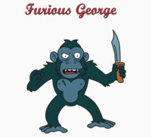 Furious George by omiliano